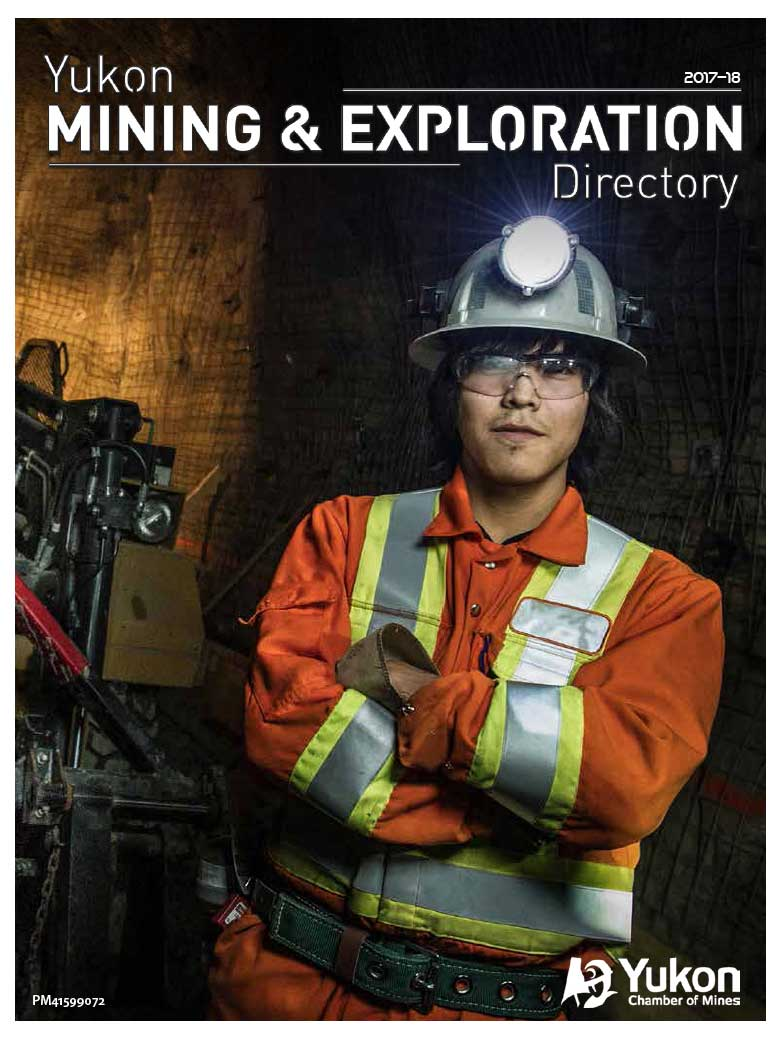 Yukon Mining and Exploration Directory 2017-2018